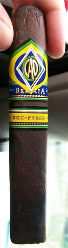 CAO Brazilia Box Press