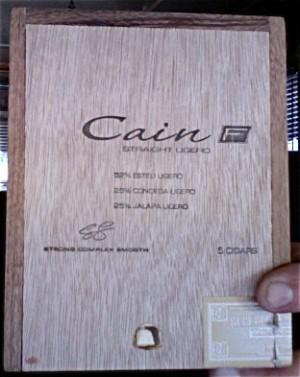 Cain F