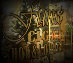Fume Cigar Shop &amp; Lounge