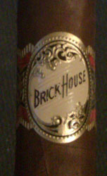 Cigar Review: Brick House