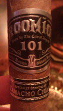 Cigar Review: Room 101 by Camacho