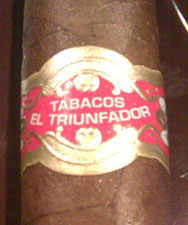 Cigar Review: Tabacos El Triunfador