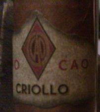 Cigar Review: CAO Criollo