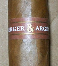 Cigar Review: Berger & Argenti Clasico