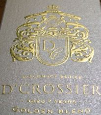 Cigar Review: D'Crossier Golden Blend