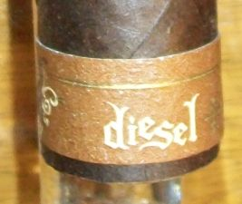 Cigar Review: Diesel Unholy Cocktail