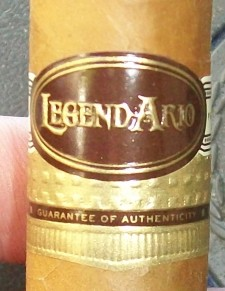 Cigar Review: Camacho LegendArio