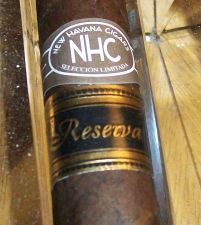 Cigar Review: NHC Seleccion Limitada Reserva