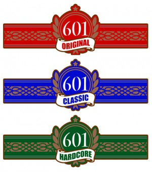 601 New Cigar Bands