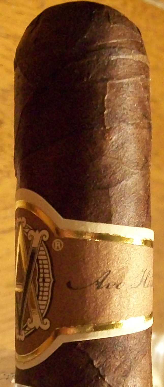Cigar Review: Avo Heritage