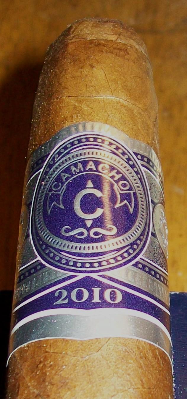Cigar Review: Camacho Liberty 2010