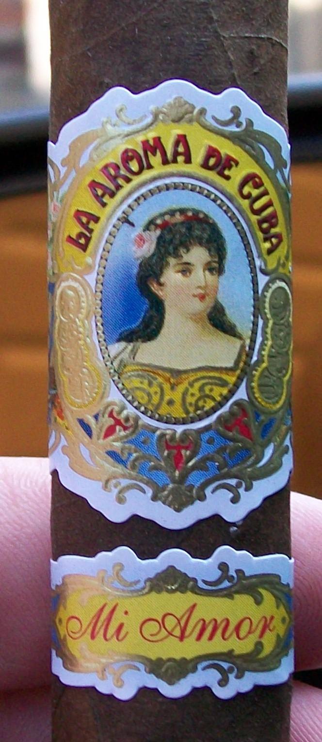 Cigar Review: La Aroma De Cuba Mi Amor