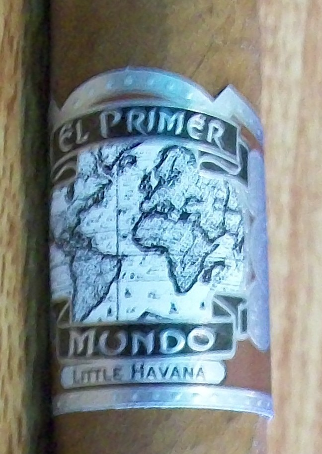 Cigar Review: Primer Mundo Liga Miami