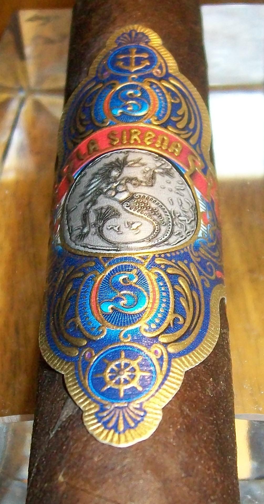 Cigar Review: La Sirena