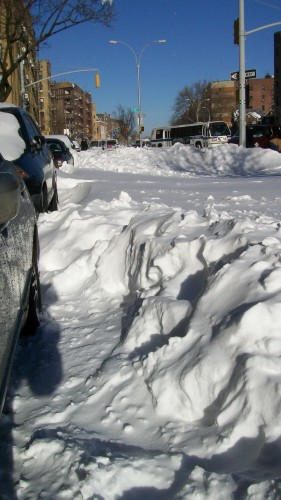 The December Blizzard of '10