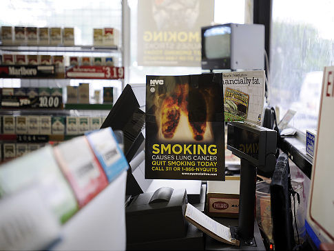 Tobacco News: No More Ugly Signs