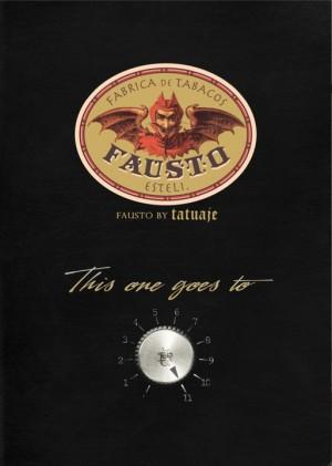 Fausto by Tatuaje