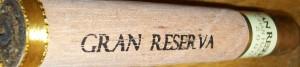 Gran Habano Gran Reserva #3 in Cedar