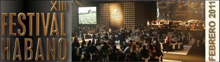 Cigar Event: 13th Habanos Cigar Festival In Cuba