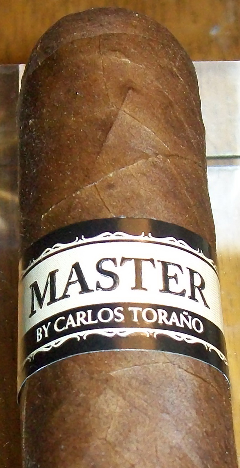 Cigar Review: Master by Carlos Torano 6 x 60