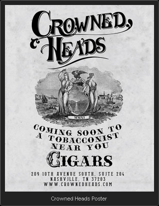 Breaking News: Jon Huber Creates A New Cigar Brand, Crowned Heads