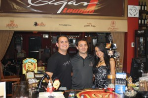 Cigar 1 Lounge Staff