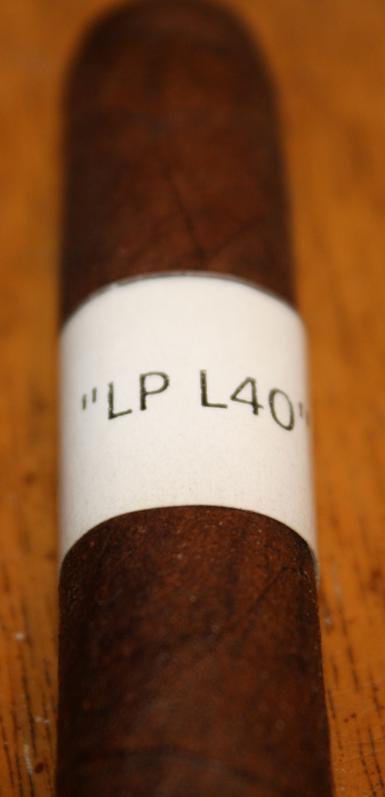 Liga Privada L40 (Pre-Release) – Cigar Review