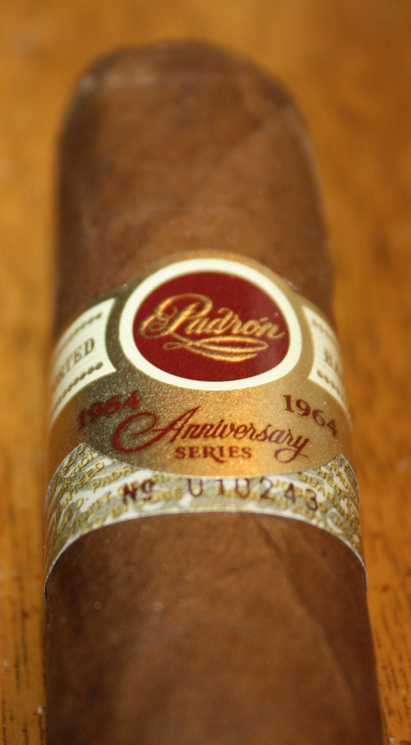 Padron 1964 Anniversary SI-15 – Cigar Review