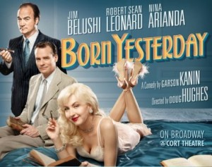 Born Yesterday Promotional Poster
