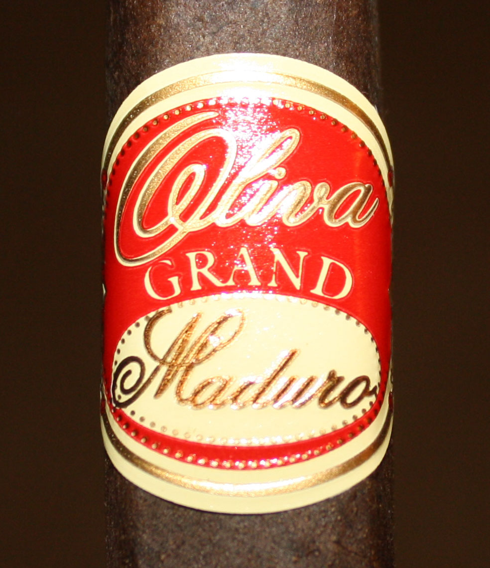 Oliva Grand Maduro – Cigar Review