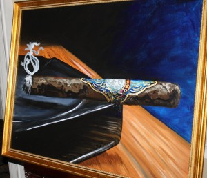 La Sirena Painting