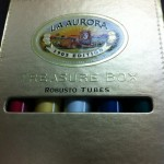 La Aurora Treasure Box Robusto Tubos