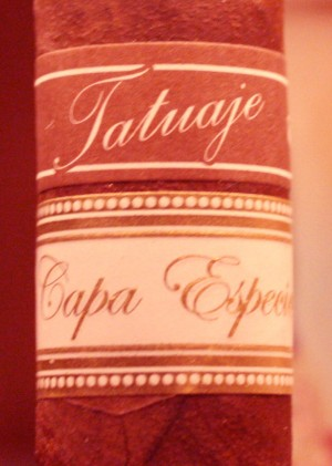 Tatuaje Capa Especial Band