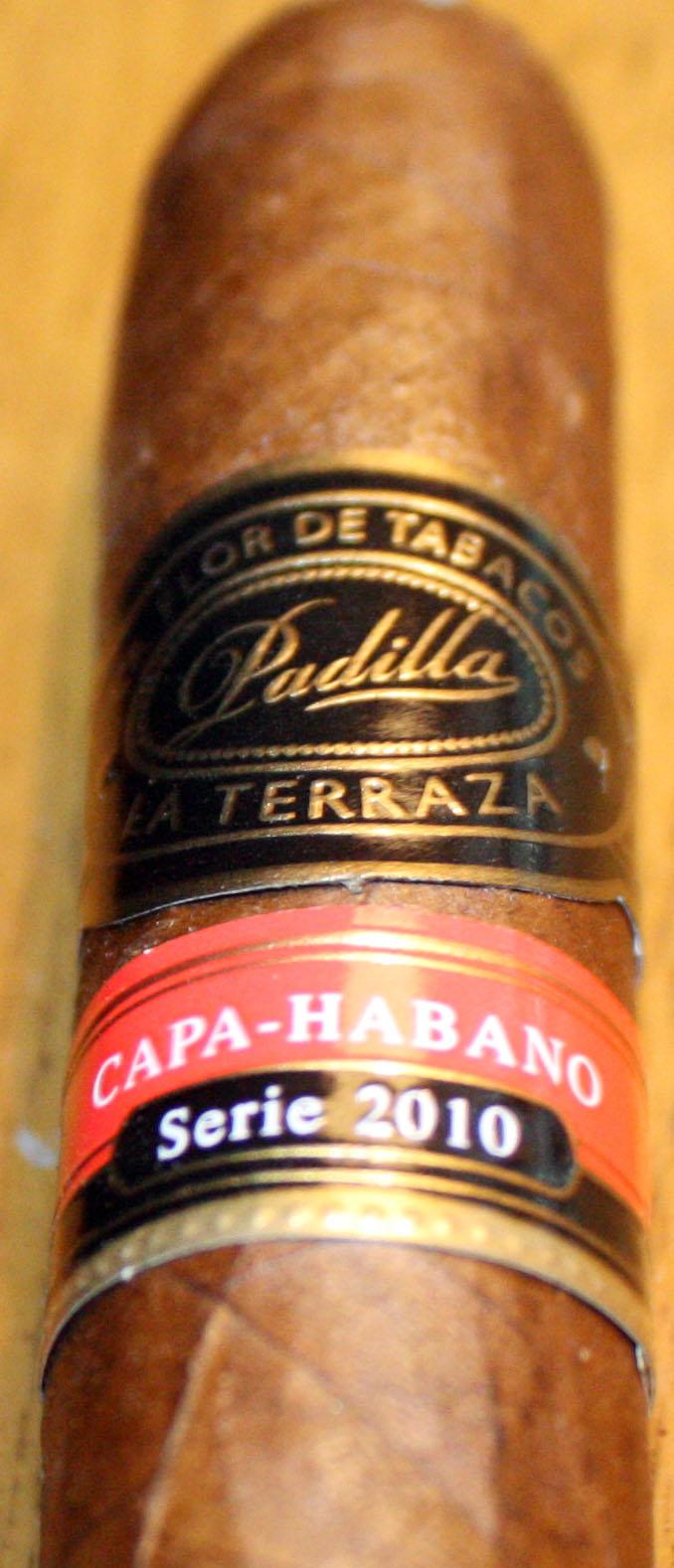 Padilla La Terraza Capa Habano 2010 – Cigar Review