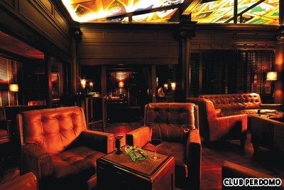 Featured Lounge: Club Perdomo Cigar Lounge in Thailand