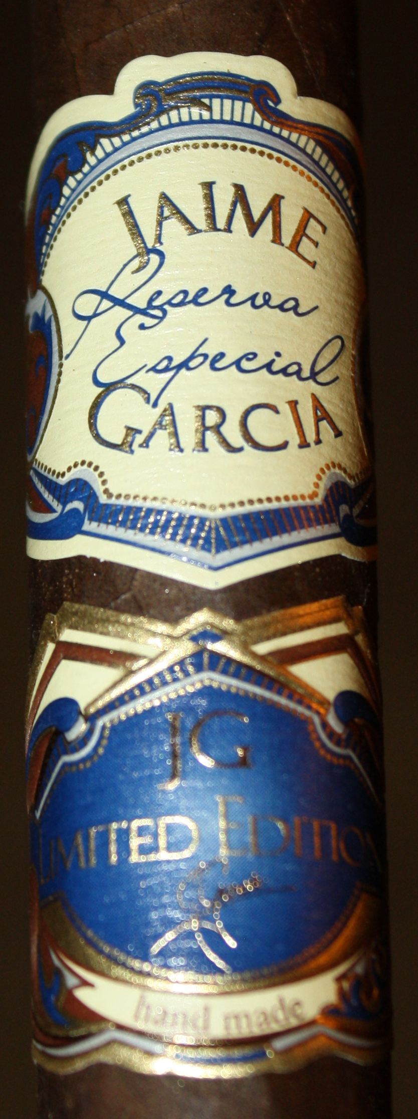 Jaime Garcia Reserva Especial Limited Edition 2011 – Cigar Review