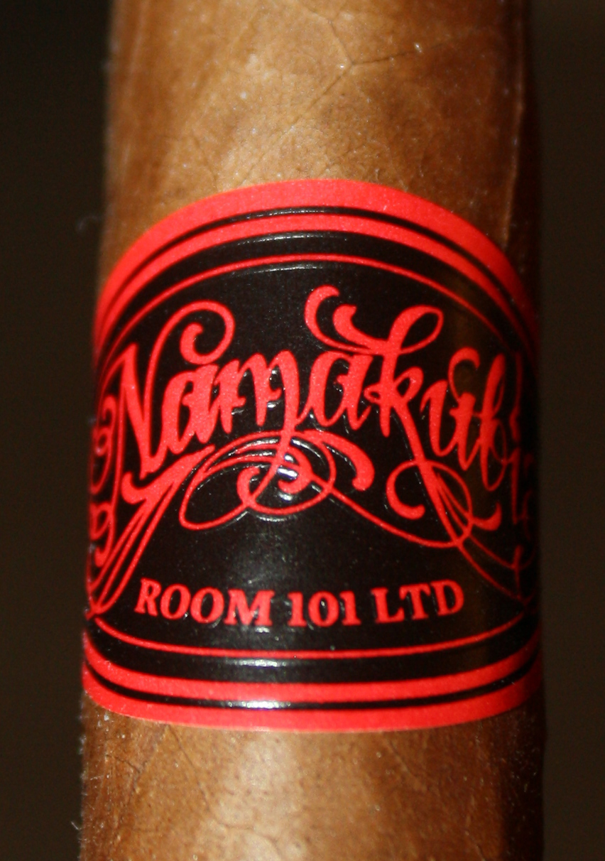 Room 101 Ltd Namakubi Cigar Review