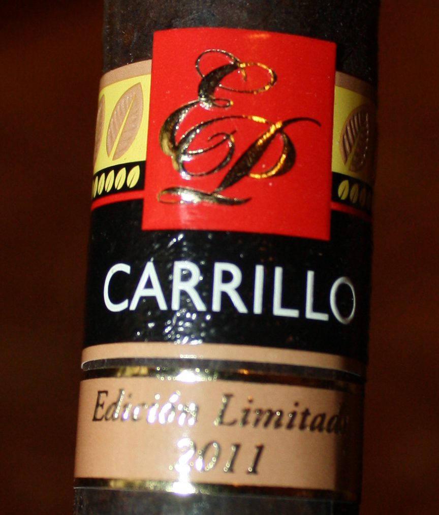 EP Carrillo Edicion Limitada 2011 – Cigar Review