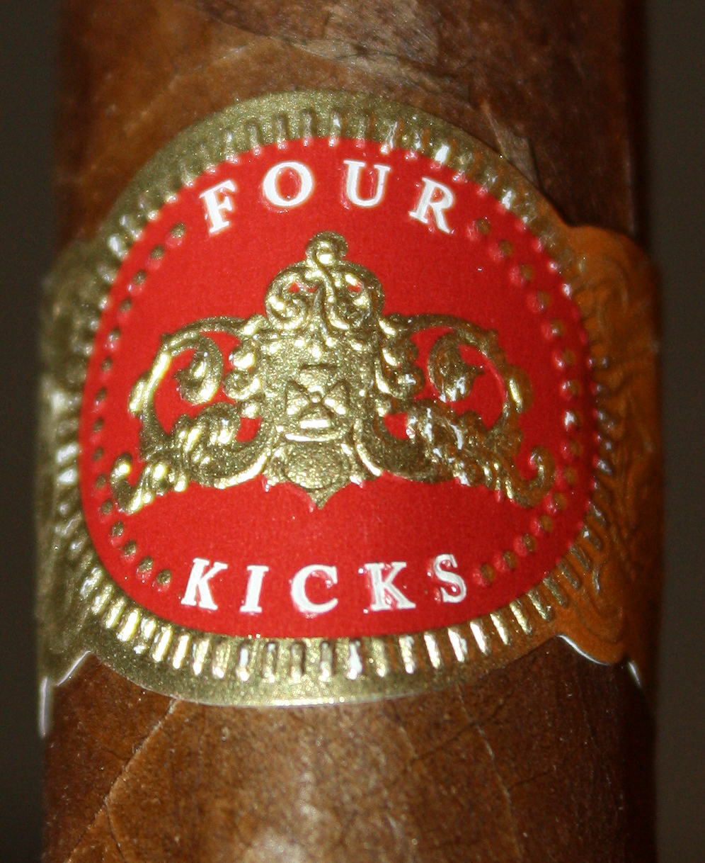 Four Kicks – Cigar Review & Contest