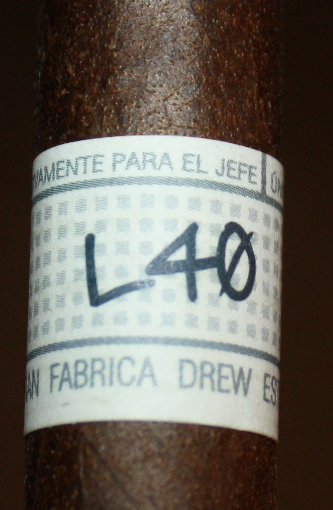 Liga Privada Unico Series L40 Lancero – Cigar Review