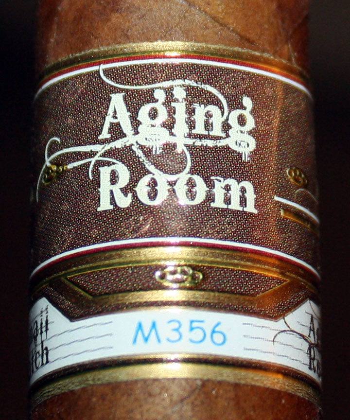 Aging Room Small Batch M356 by Oliveros Cigar Review