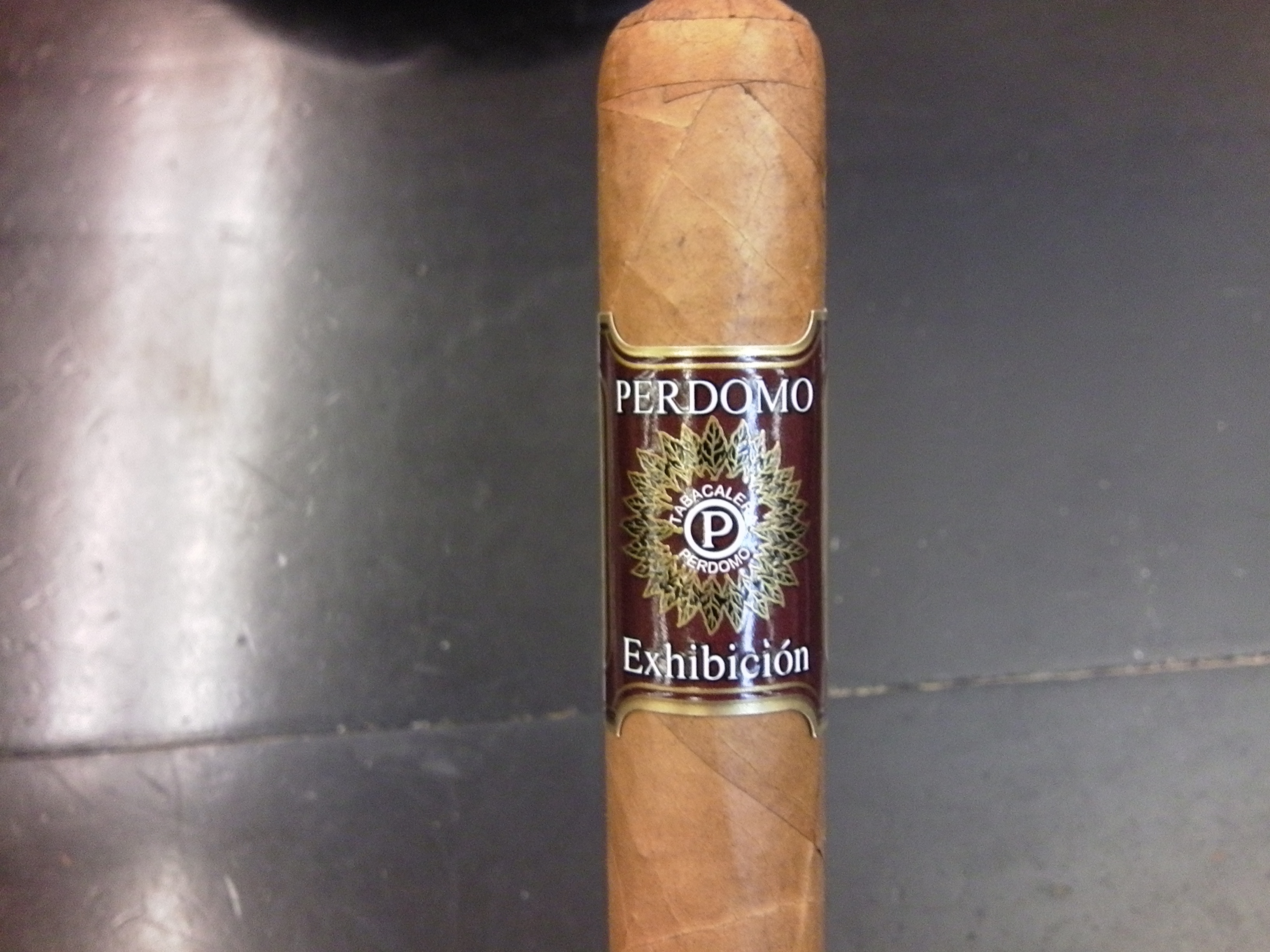 Perdomo Exhibición Sun Grown – Cigar Review