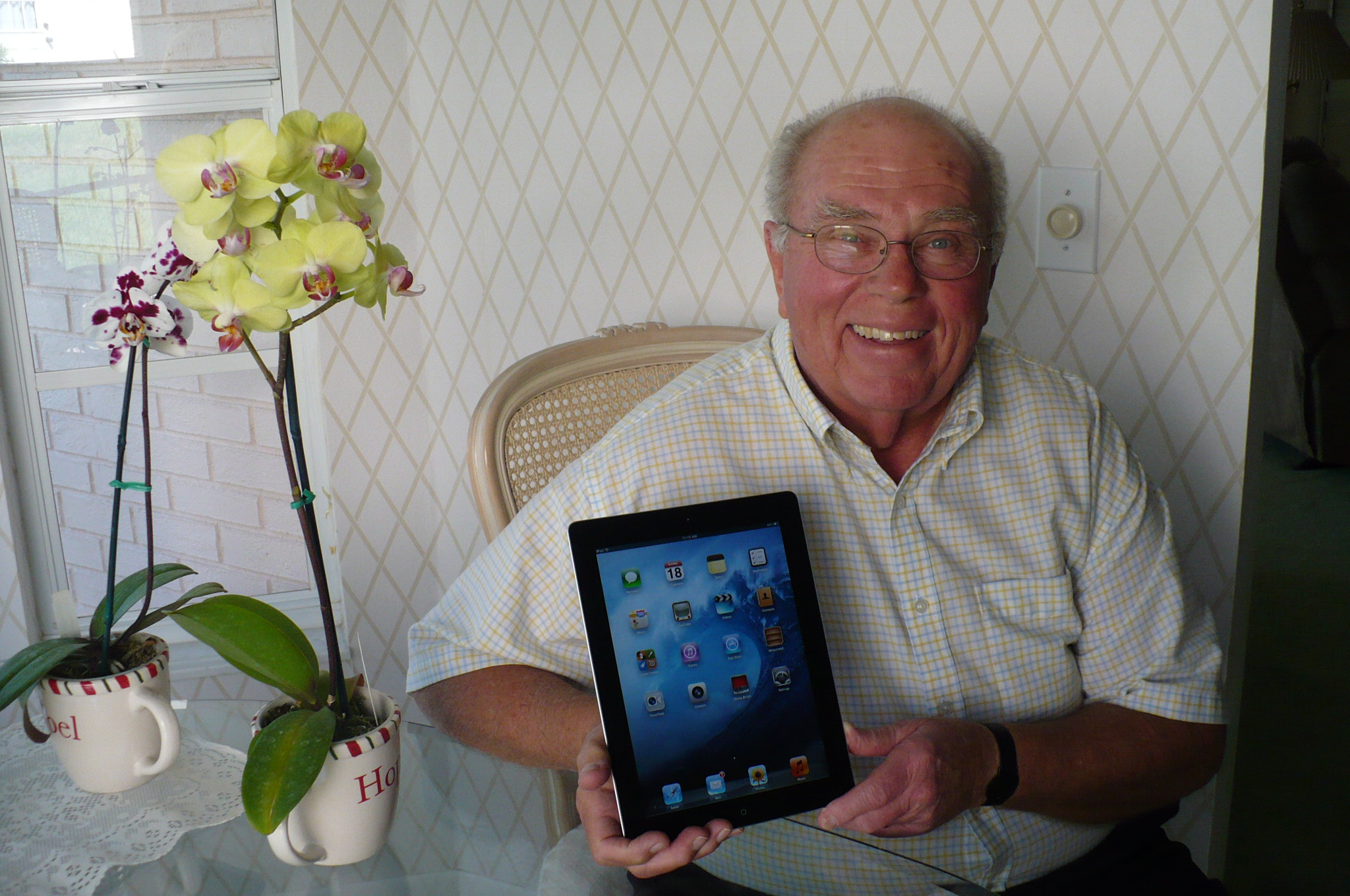Meet our iPad Winner!