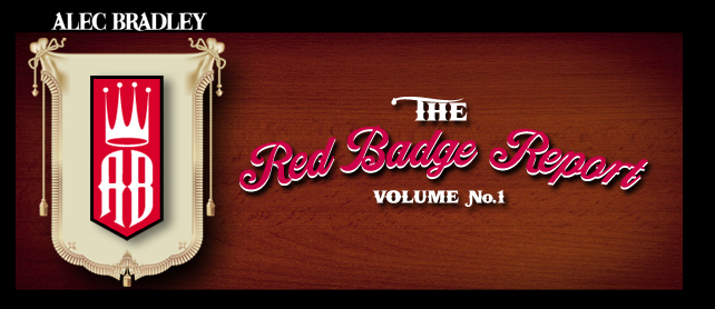 Alec Bradley Red Badge Report Recap