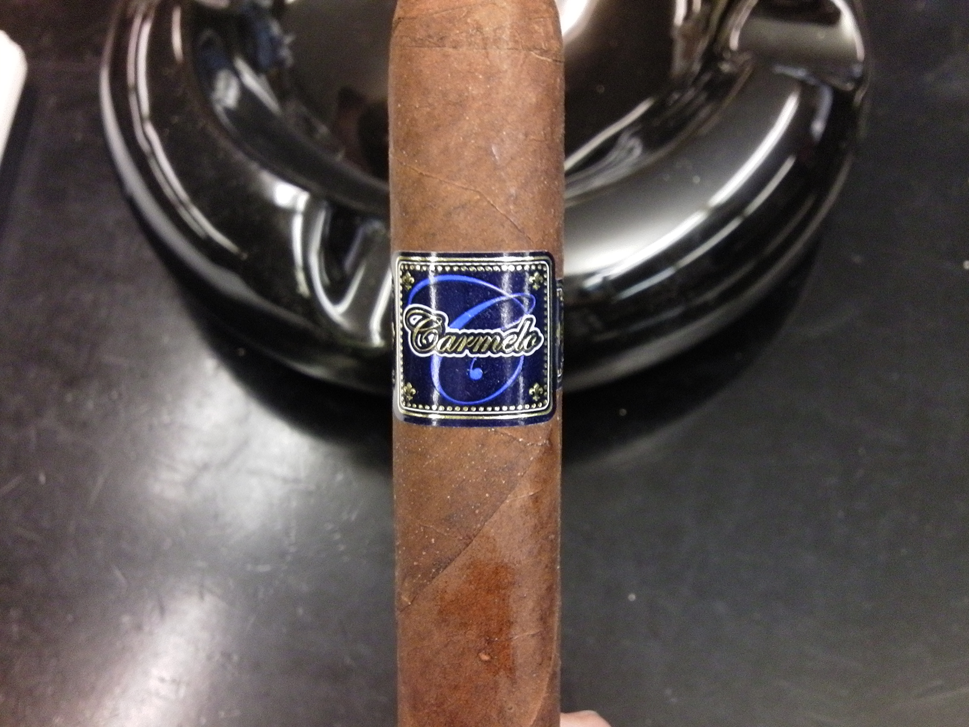 Carmelo Blue Label Maduro – Cigar Review