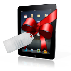 iPad 2 giveaway drawing video!
