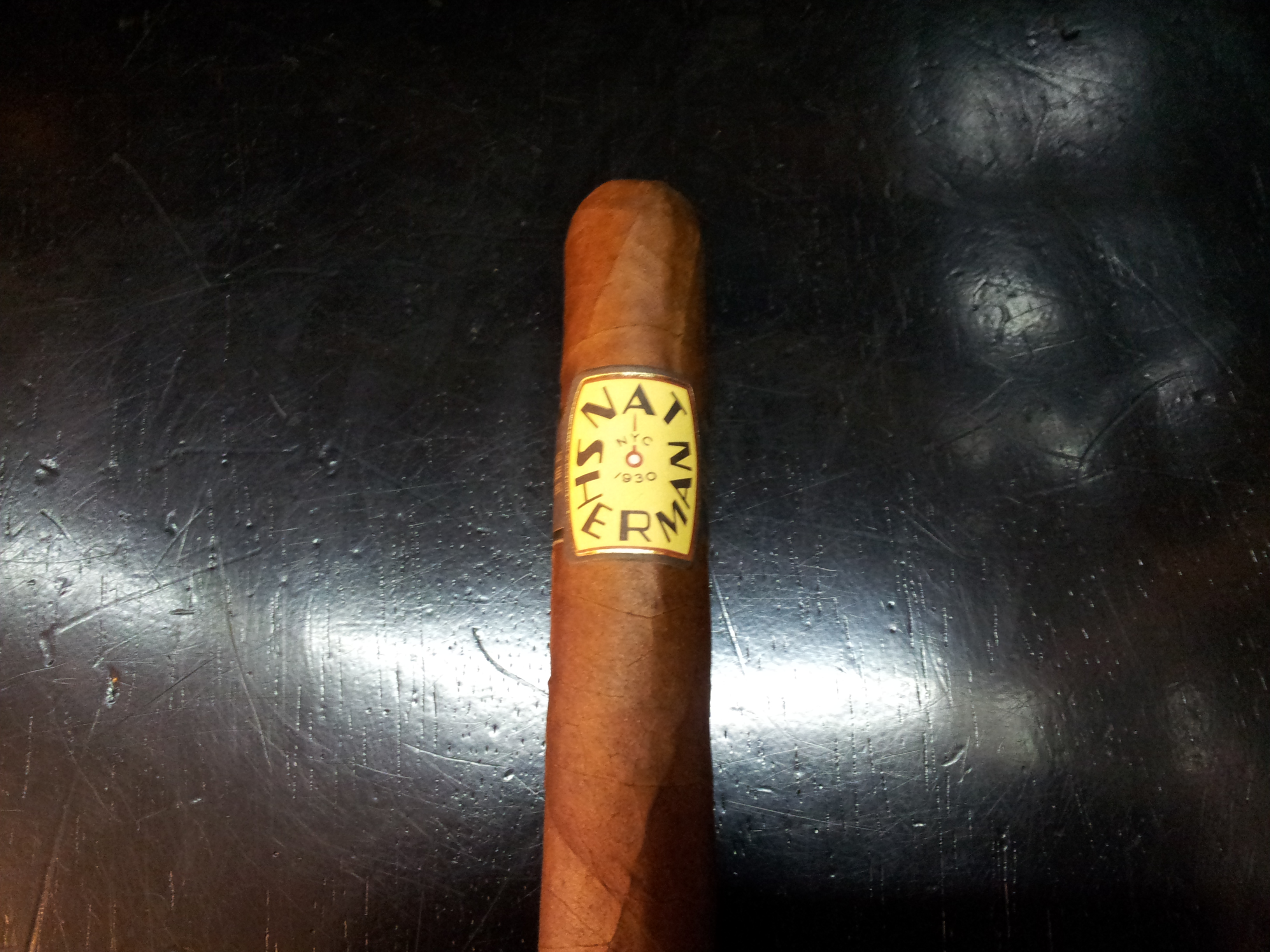 Nat Sherman Timeless – Cigar Review