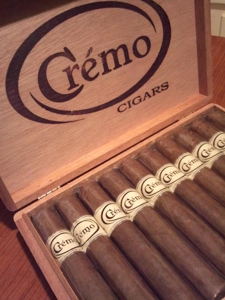 Win a box of Crémo Cigars