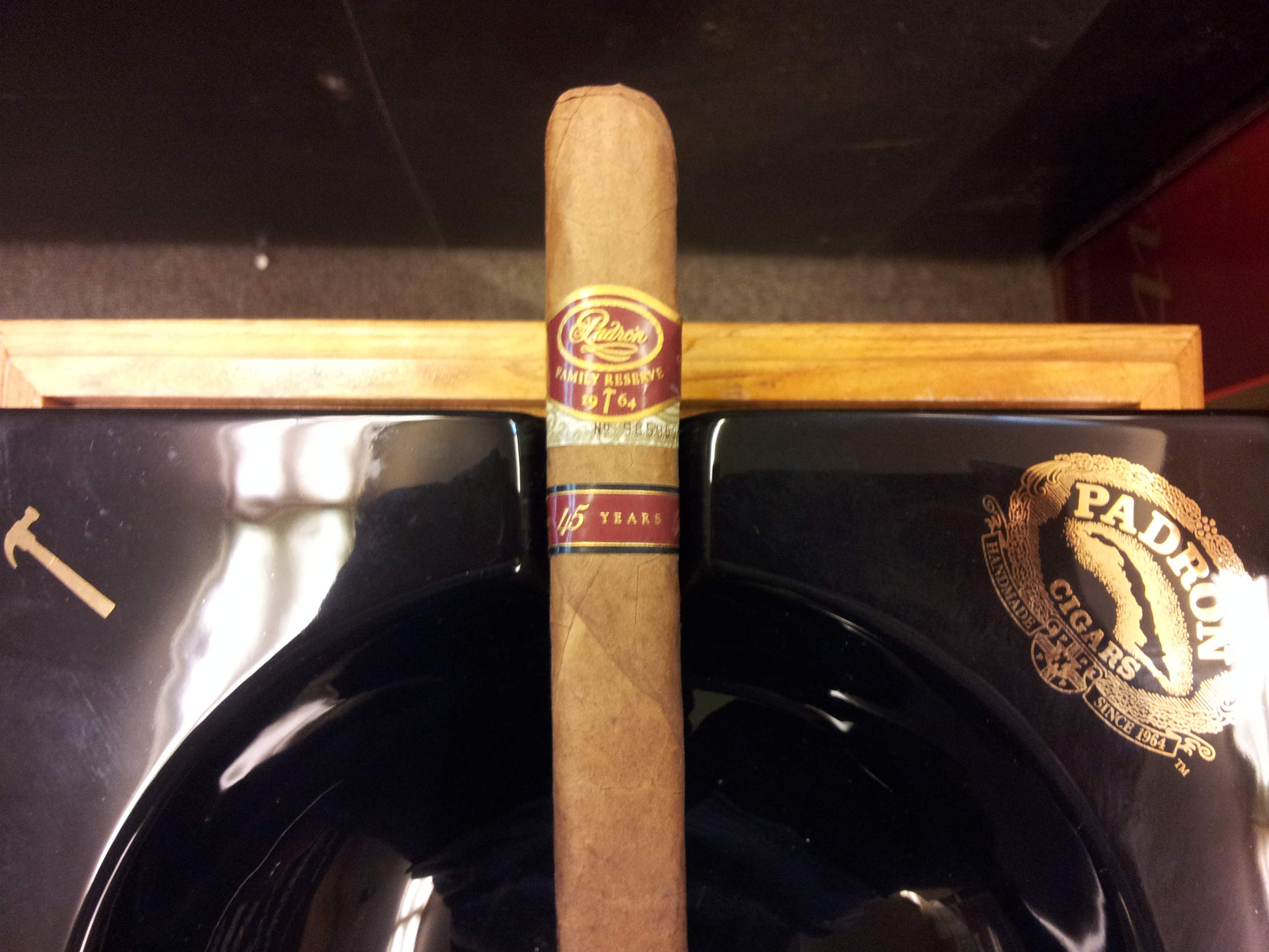 Padron Family Reserve #45 Nat – Cigar Review