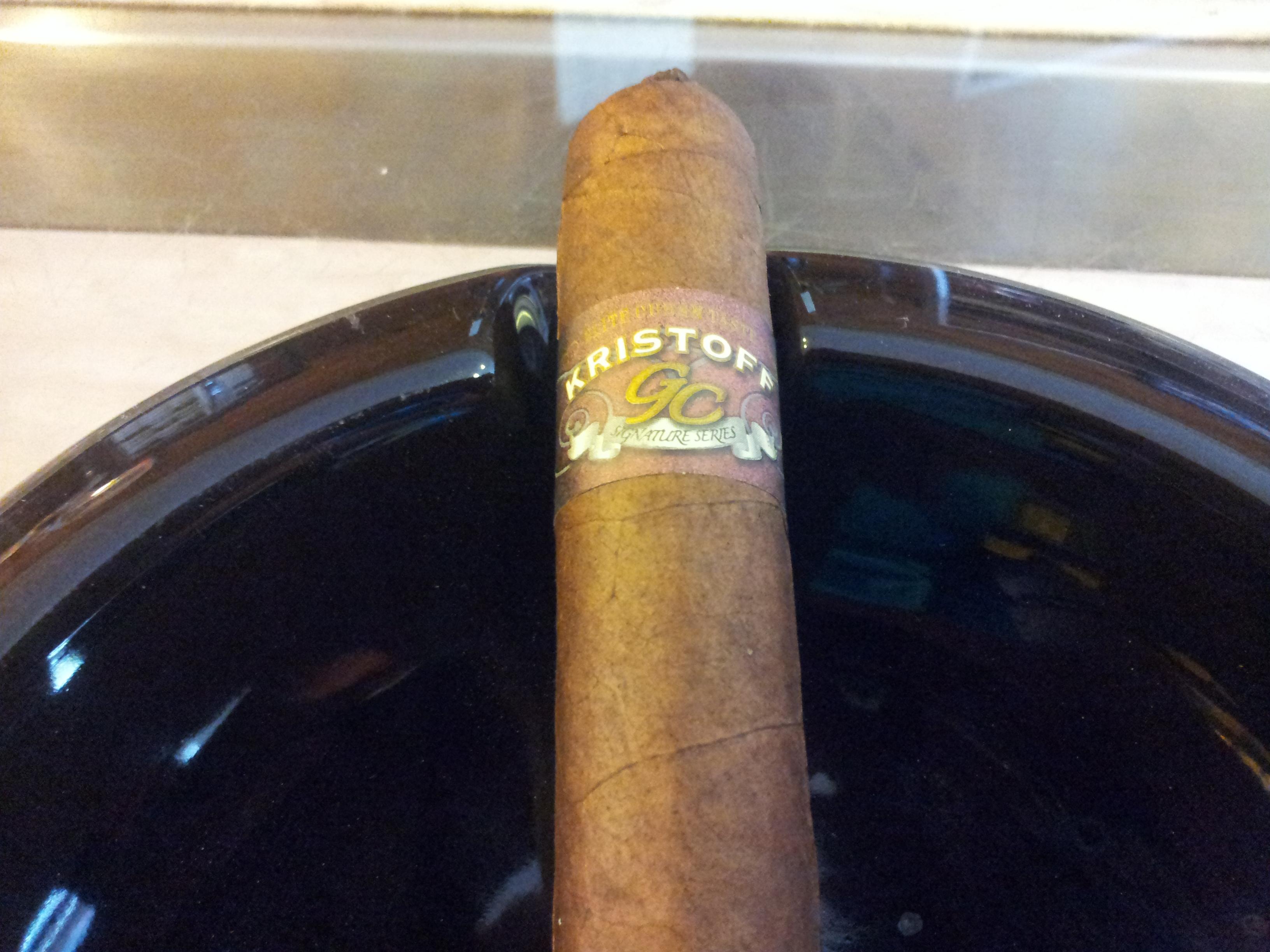 Kristoff GC Signature – Cigar Review